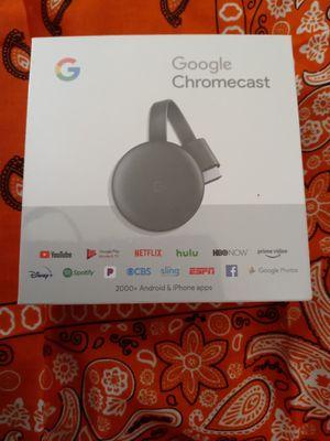Google Chromecast new for Sale in Tucson, AZ