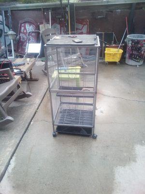 Cage for bird or ferret for Sale in Salt Lake City, UT