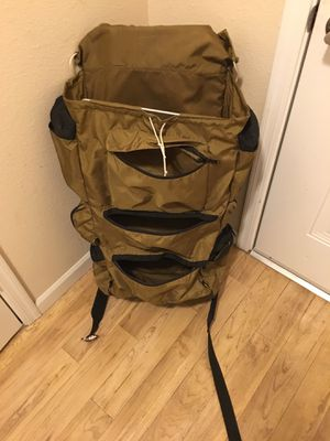 Backpack with Rail Hauler Frame Pack for Sale in Renton, WA