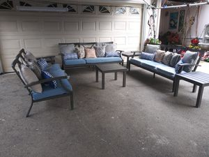 Outdoor patio seating for Sale in Los Angeles, CA