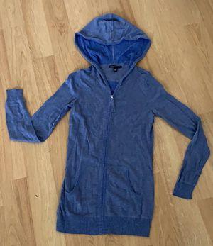 Women's Banana Republic Hooded Zipper Cardigan Size Small for Sale in Longwood, FL