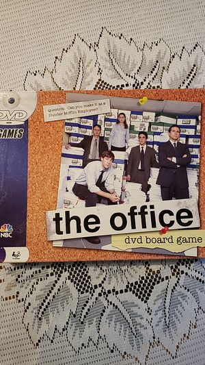 The Office dvd board game for Sale in Cleveland, OH