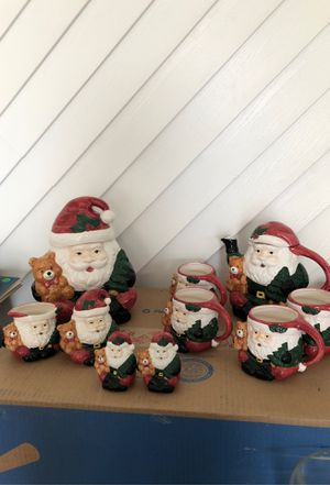 Santa Serving Pieces for Sale in Murray, KY