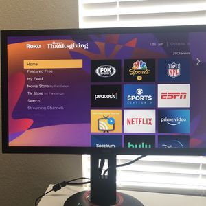 """ACER XFA240 24"""" HD 1080p Fast 144Hz TN Gaming Monitor For PS5, XBOX, PC for Sale in Flower Mound, TX"""