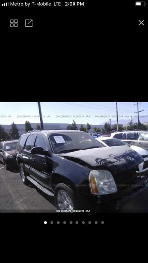 2008 GMC Yukon parting out for Sale in Hesperia, CA
