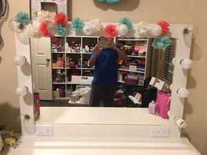 Vanity mirror for Sale in Houston, TX