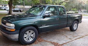 2002 Chevy Silverado 1500 for Sale in Jacksonville, FL