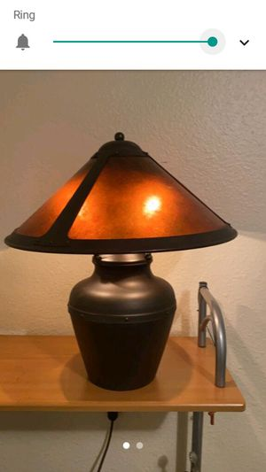 Mica lamp for Sale in Abilene, TX