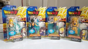 Dragonball z original collection figures for Sale in Antioch, CA