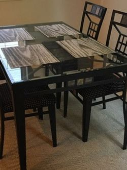 Modern 5 Pc Dining Set for Sale in Portland,  OR