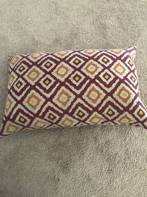 Geometric Throw Pillow for Sale in Olney, MD