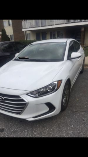 Hyundai- Elantra / NO TITLE ONLY REGISTRATION for Sale in Brentwood, MD
