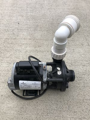 Hot Tub Spa Motor for Sale in Lacey, WA