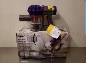 Dyson V7 Car+Boat Cord-Free Handheld Vacuum Cleaner Brand New 7 attachment w warranty Retails $299 for Sale in West Hollywood, CA