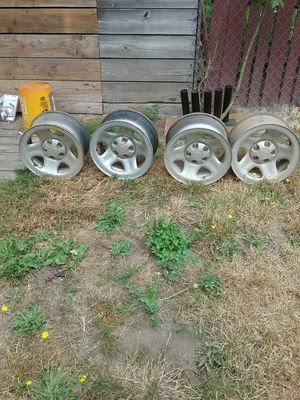 Jeep wheels for Sale in McKenna, WA