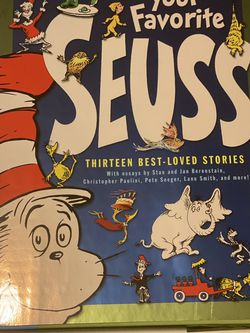 Your Favorite Seuss: Thirteen Best-Loved Stories (2004 Hardcover) for Sale in Massapequa,  NY
