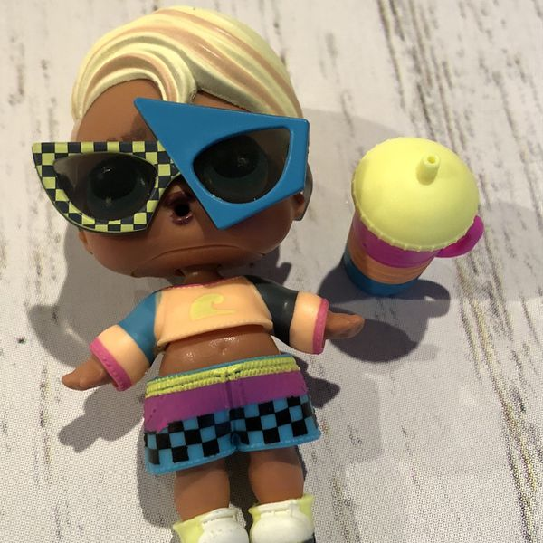 LOL Surprise Doll BEACH BOI BOY