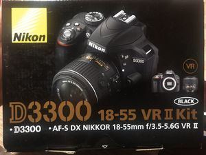 NIKON D3300 for Sale in Pittsburg, CA