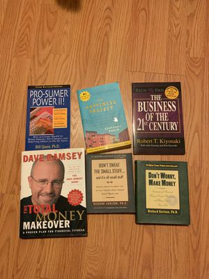 Financial books for Sale in Concord, CA