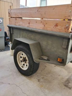 Utility Trailer, Military Trailer (M416) for Sale in San Diego, CA