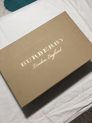 Burberry shoes for Sale in Martinez, CA
