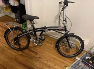 Foldable bicycle for Sale in Queens, NY