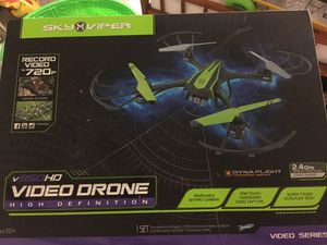 Sky VIPER VIDEO DRONE for Sale in Raleigh, NC