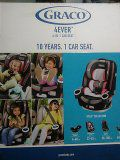 Graco 4ever 10years 1 car seat for Sale in Orlando, FL