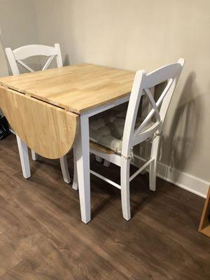 3 piece Dining set for Sale in Arlington, VA