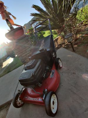 Toro commercial self-propelled lawn mower in good working condition for Sale in Corona, CA