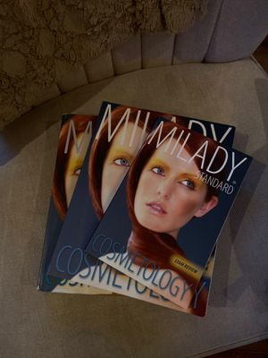 Milady Cosmetology books for Sale in Los Angeles, CA