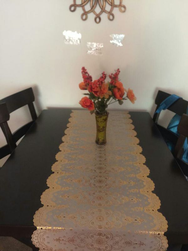 Dining room, perfect condition