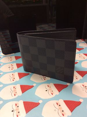 Louis Vuitton-Bifold wallet for Sale in Humble, TX