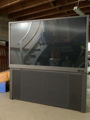 """65"""" HD 1080 Mitsubishi TV for Sale in Bedford Park, IL"""