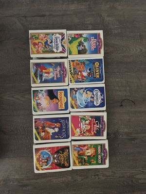 Walt Disney collection of Disney toys from McDonald's from 1995 for Sale in Phoenix, AZ