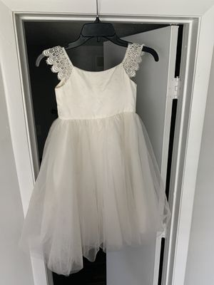 Wedding/ Baptism/ Special Event White Dress for Sale in Orlando, FL