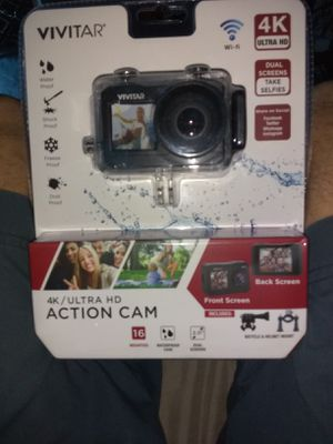Action camera waterproof for Sale in Akron, OH