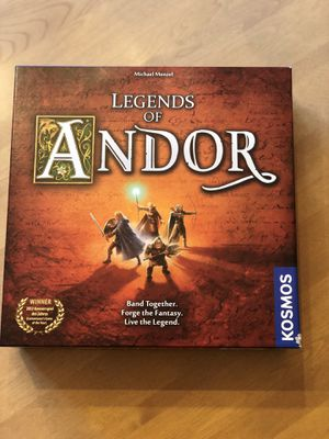 Legends of Andor board game for Sale in Wheaton, MD