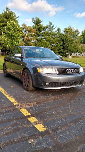 2004 Audi A4 B6 1.8T S-line Quattro for Sale in Etna, OH