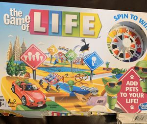 The Game of Life Board game - Read Description for Sale in Colchester, CT