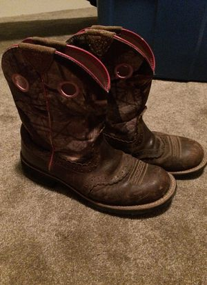 Women's ariat boots size 9 for Sale in Rockvale, TN