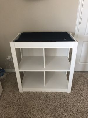 Changing table for Sale in Frisco, TX
