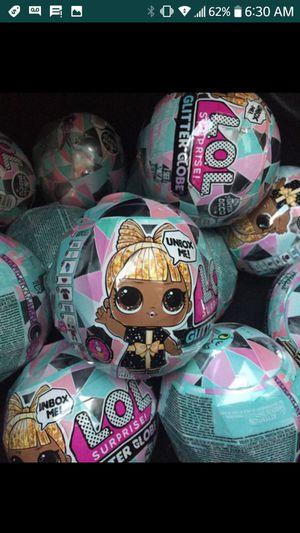 Glitter Globe LOL Dolls for Sale in Grand Prairie, TX