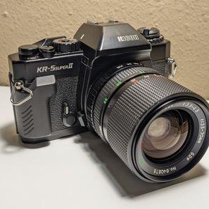 Ricoh KR-5 Super II for Sale in Long Beach, CA