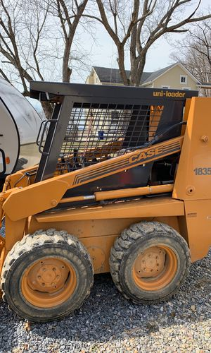 1835 Case uni loader 885 engine hours for Sale in Boonsboro, MD