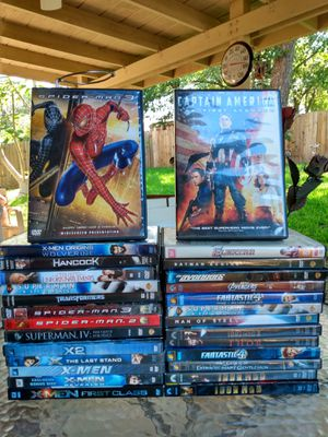 Hero DVD's for Sale in Austin, TX