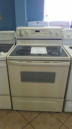 Whirlpool stove for Sale in Port Richey, FL