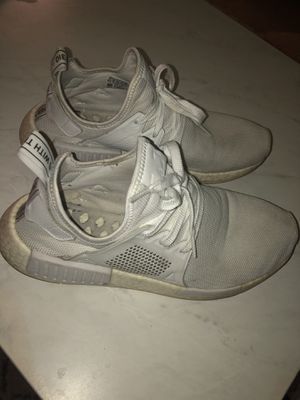 Adidas NMD TRIPLE WHITE XR1 size 8 1/2 for Sale in Santa Ana, CA