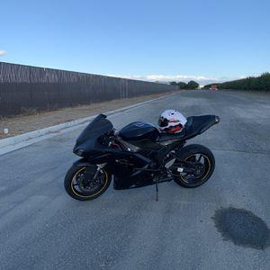 2007 Kawasaki ZX6R for Sale in Delano, CA