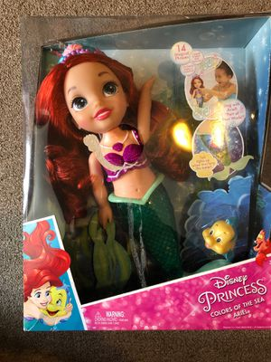 Little Mermaid doll for Sale in San Mateo, CA